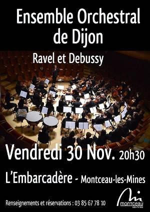 30 novembre 2018 20h30 L'Embarcadère, Montceau-les-Mines