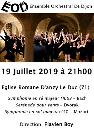 Anzy Le Duc (19 juillet)