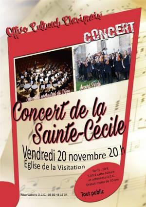 Concert du 20 novembre 2015