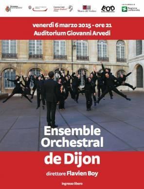 Vendredi 6 mars 2015 à 21h00 dans l'auditorium du musée du violon de Crémone (Italie)