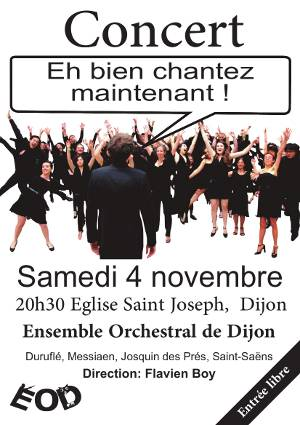 Concert 04/11/2017 EOD